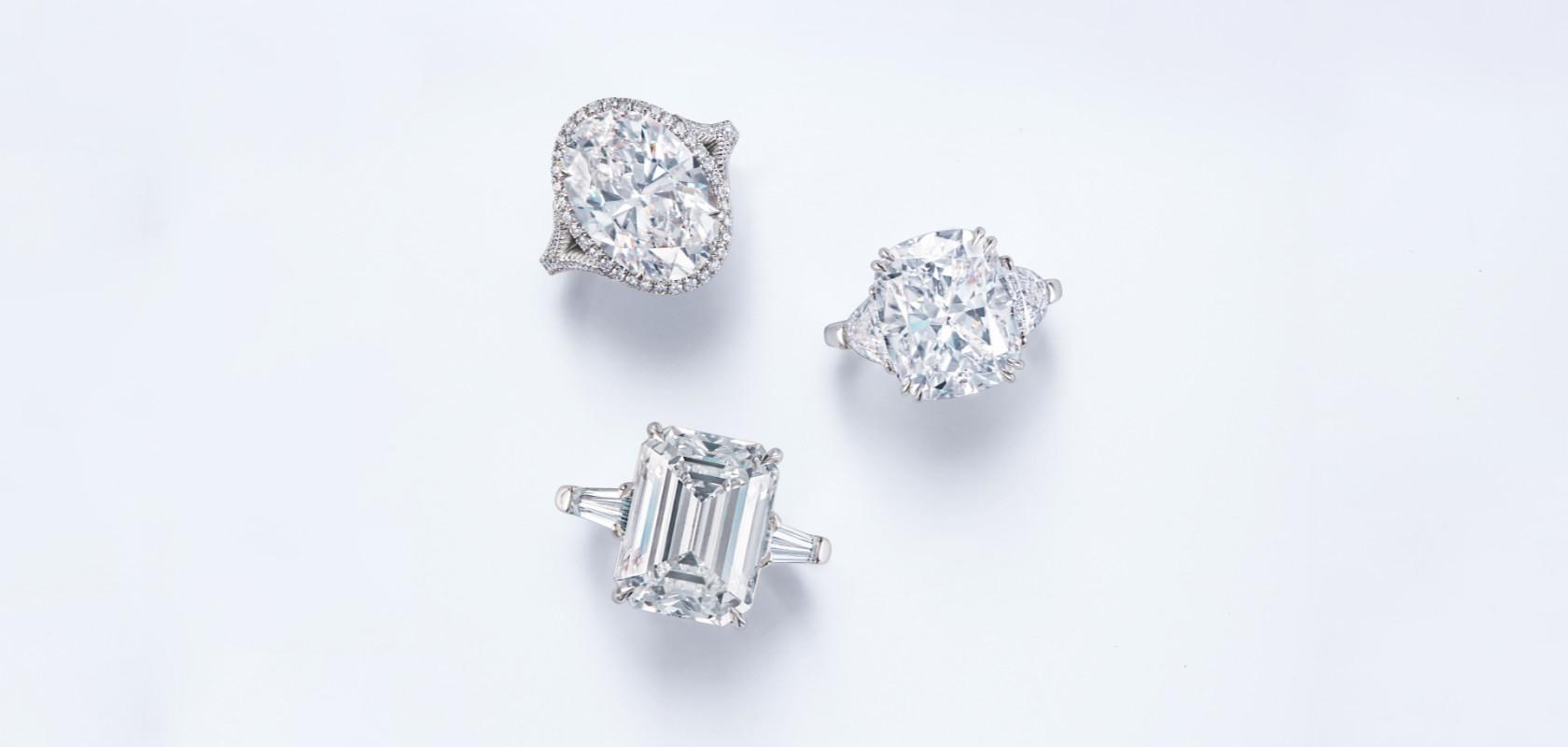 Diamond Education, what are the 4Cs of diamonds
