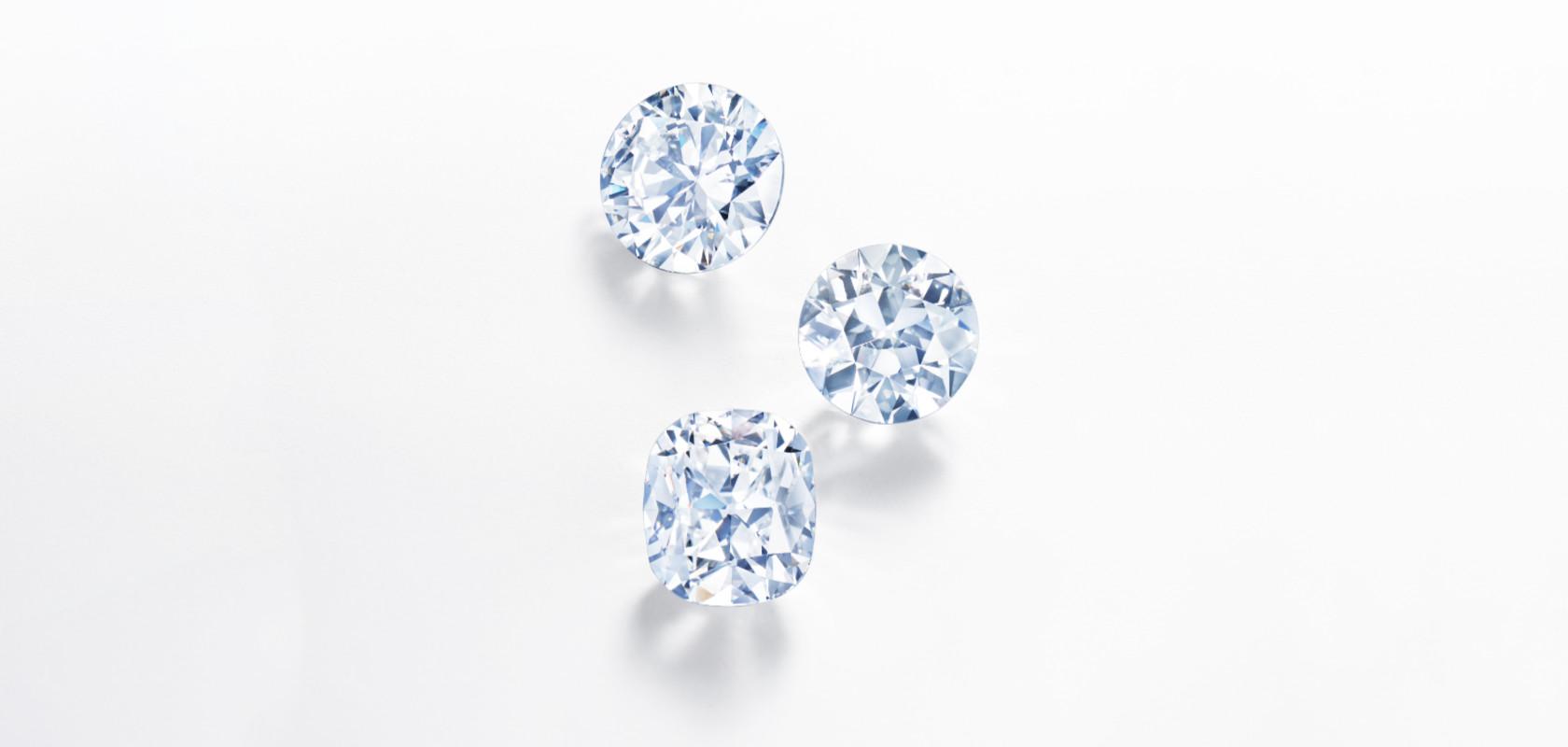 Diamond Education, Image of Diamond Color